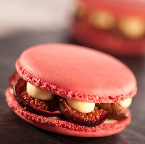 MACARON FIGUE T1