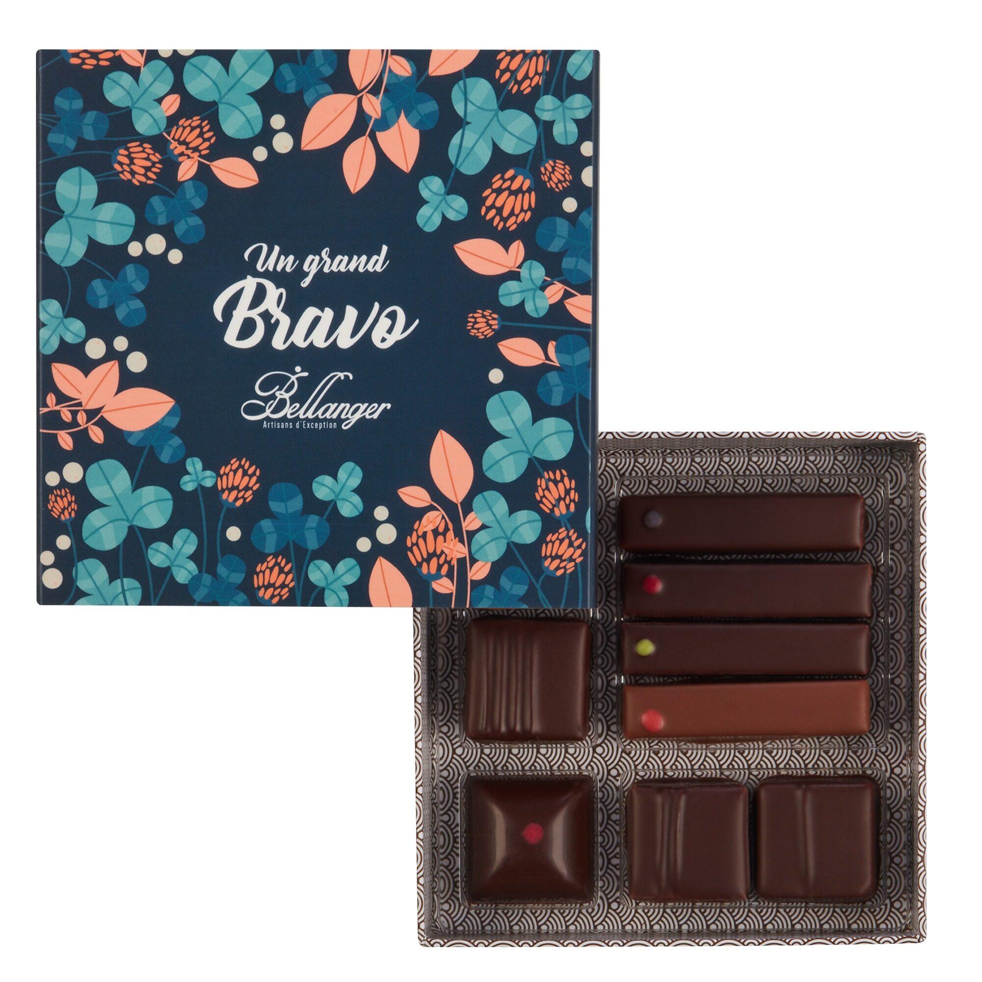 COFFRET 09 CHOCOLATS – BRAVO