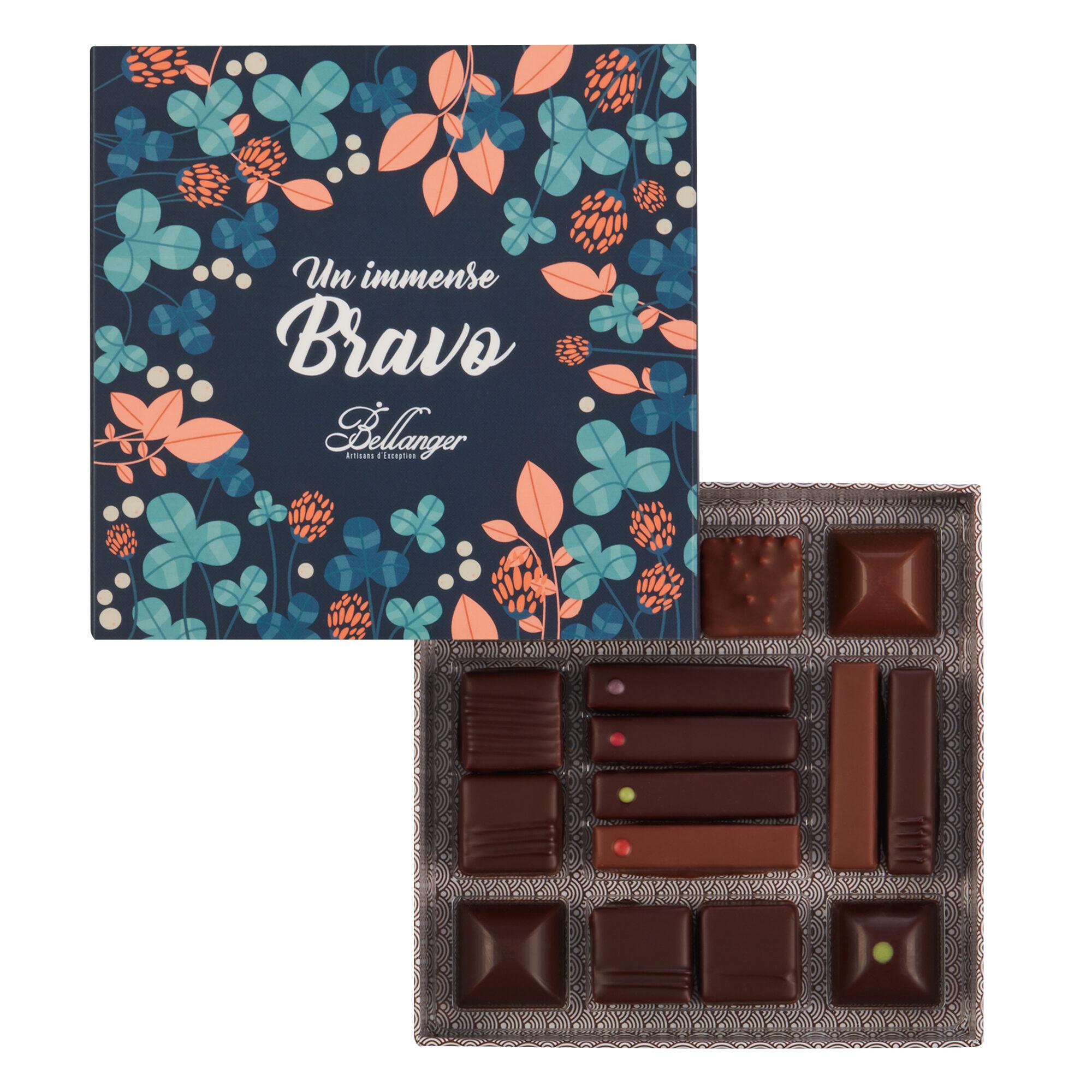 COFFRET 16 CHOCOLATS – BRAVO