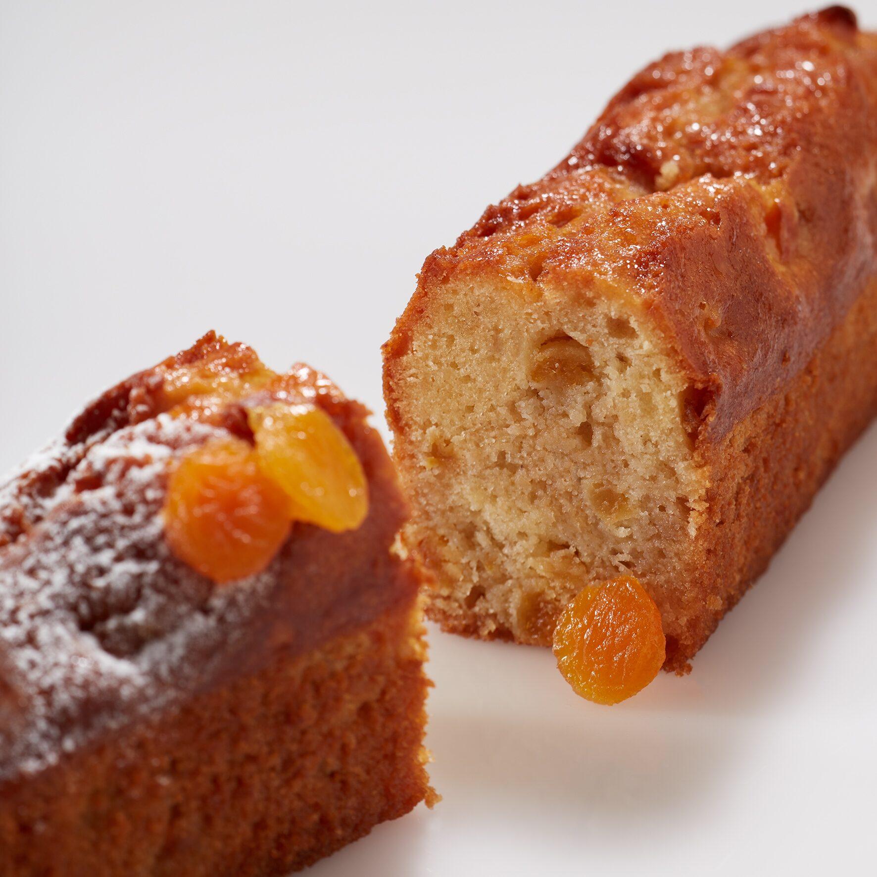 CAKE ABRICOT COGNAC