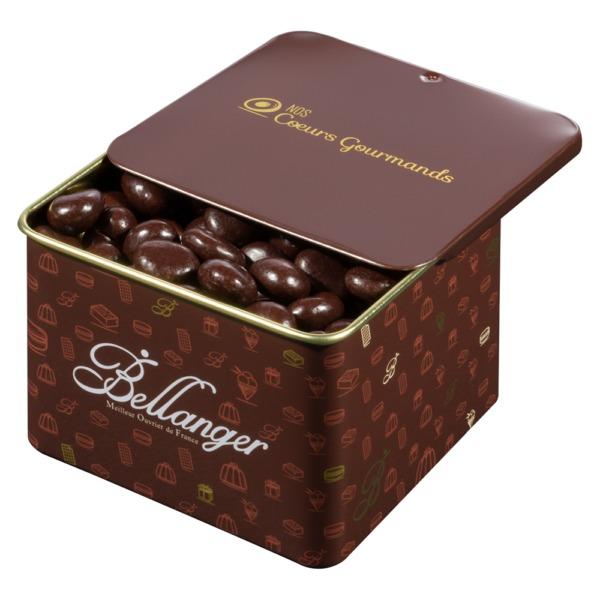 coeur de raisin au Sauternes au chocolat Bellanger