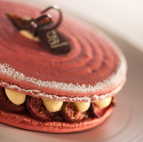 MACARON FIGUE T2